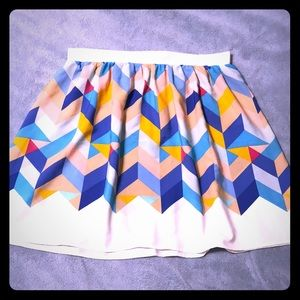 Cute Spring Skirt by Everly